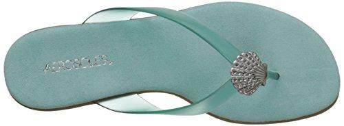 Aerosoles Women's Chlarity Flip-Flop Light Blue 0lzz7
