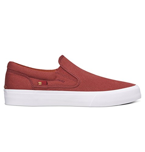 DC - Mens Trase Slip-On TX Slip On - Sketches Skate Shoes