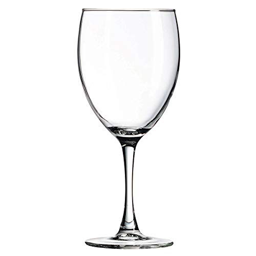 Luminarc Nuance 10.5-Ounce Goblet, Pack Of 12 (L6198) (Glasses And Wine Water)