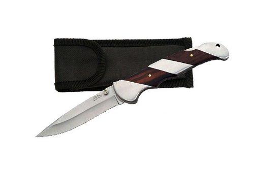 SZCO Supplies Rite Edge Trail Hiker Folding Knife