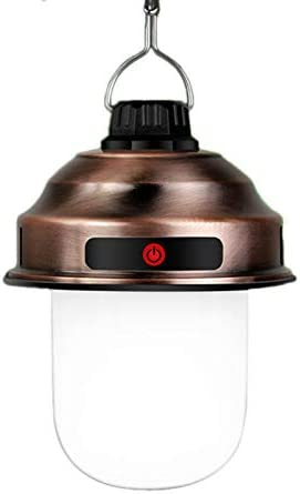 Portable Camping LED Tent Lantern Light Outdoor Ultra Bright Emergency Lamp
