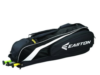 New Easton Stealth Core Midsize Game Bag Baseball 36''l x 9''w x 11''h by Easton
