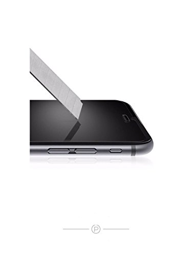 iPhone 7 8 Premium Glass Screen Protector, Smooth as Silk and Amazing Touch Feeling by OmarHayam (Image #1)