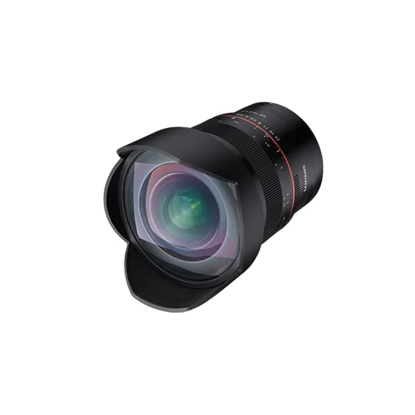 RetinaPix Samyang MF 14mm F2.8 Ultra Wide Angle Lens for Nikon Z Mount Mirrorless Camera