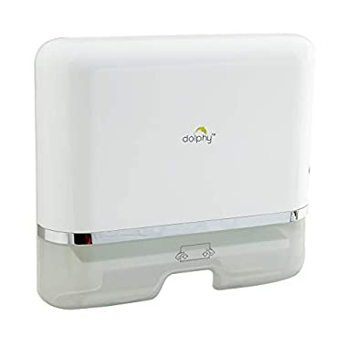 Dolphy Multifold Mini Hand Towel Paper Dispenser White 8