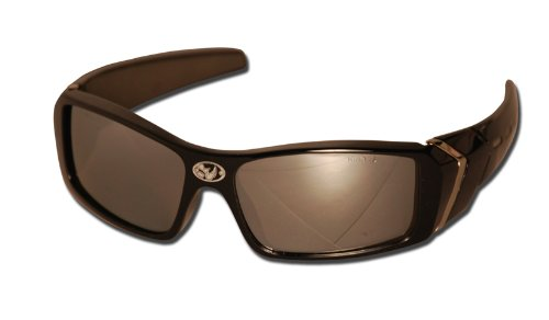 Black Rhino 10038 Chromies Safety Glasses, Steel (B0010SXRF6