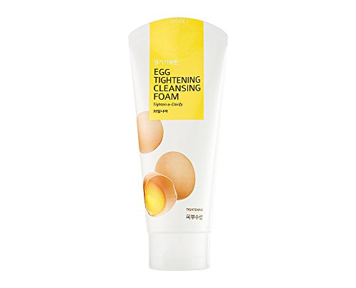 Egg Tightening Cleansing Foam -