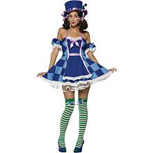 Blueberry Muffin Costume (Adult Strawberry Shortcake Blueberry Muffin Costume)
