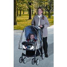 Stroller Weather Shield Especially For Baby - 3