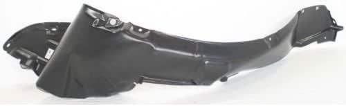 Parts N Go 2000-2004 Xterra Fender Liner Front Driver /& Passenger Side Splash Guard 638407Z000 NI1249105
