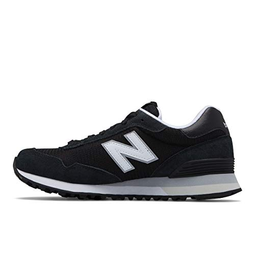 new balance Women's 515v1 Lifestyle Sneaker, Black, 8.5 D US (Best Looking Walking Shoes For Women)