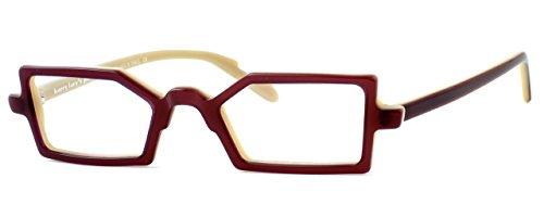 Frame Eyeglasses 101 Black - Harry Lary's French Optical Eyewear Stacey Reading Glasses in Black (101) +0.50