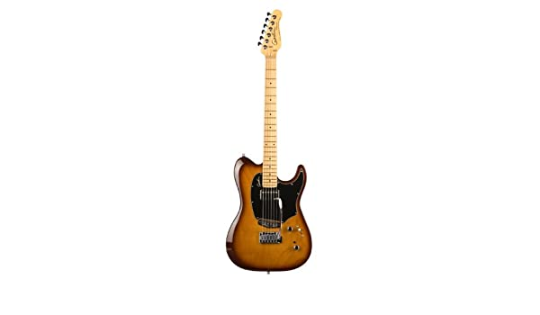 Godin guitarras sesión serie 036097 guitarra eléctrica, lighburst ...