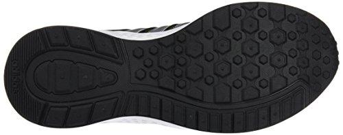 adidas Star Plus, Scarpe da Ginnastica Uomo, Nero (Negbas/Plamat/Amasol), 40 EU