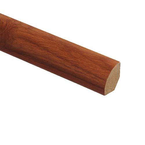 Oak Laminate Quarter Round - Alexander Oak 5/8 in. Thick x 3/4 in. Wide x 94 in. Length Laminate Quarter Round Molding
