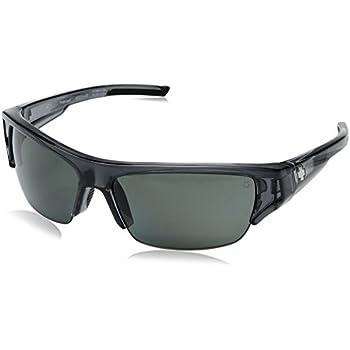 1c1afac6de Amazon com  Spy Optic Quanta Wrap Sunglasses 64 mm (Ansi