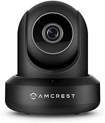 Amcrest IP2M-841 ProHD 1080P 1920TVL Wireless WiFi IP Camera, Black Renewed
