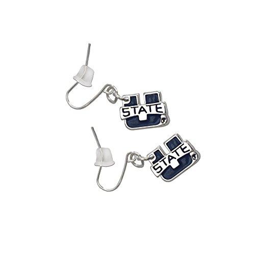 - NCAA Utah State University Aggies Earrings