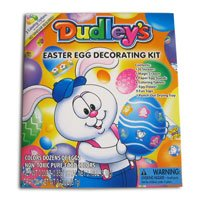 Amazon Com Dudley S Easter Egg Decorating Kit Grocery Eggs Grocery Gourmet Food