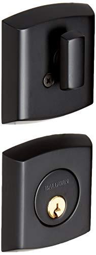 Baldwin Hardware 8285.190 Deadbolt Lock ()