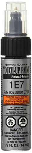 Silver Streak Part - Genuine Toyota 00258-001E7-21 Silver Streak Mica Touch-Up Paint Pen (.44 fl oz, 13 ml)