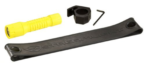 Streamlight 88854 PolyTac LED Helmet Lightning Kit, Yellow by Streamlight