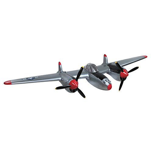 P-38 Lightning Model Airplane - 9