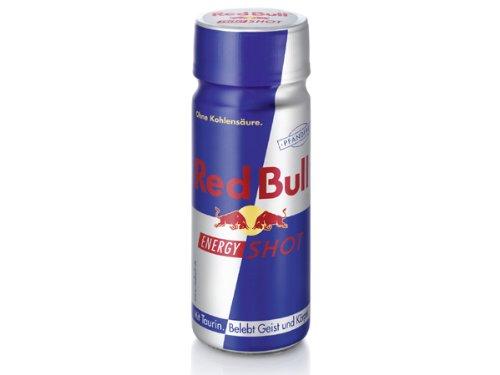 Red Bull Energy Shot 60ml: Amazon.de: Lebensmittel & Getränke