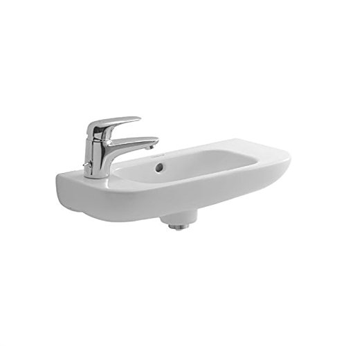 Lowest Prices! Duravit 07065000092 D-Code Bathroom Sink