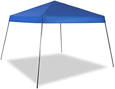 LAKE TRAIL PHI Villa 12 x12 Slant Leg UV Block Sun Shade Canopy