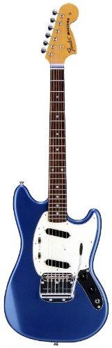 Fender Japan MG69 OLB Mustang Electric Guitar (Japan Import)