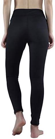 ヨガウェア ヨガパンツ速乾性のあるズボン穴女性用ダンスウェアハイウエストランニングパンツおなかコントロールパワーストレッチヨガレギンス