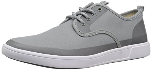 Steve Madden Men Fayette Sneaker Grey Fabric