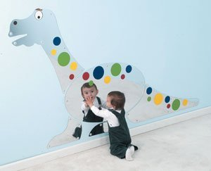 Beguiling Bronto Mirror By Childrens Factory : Cf332-509