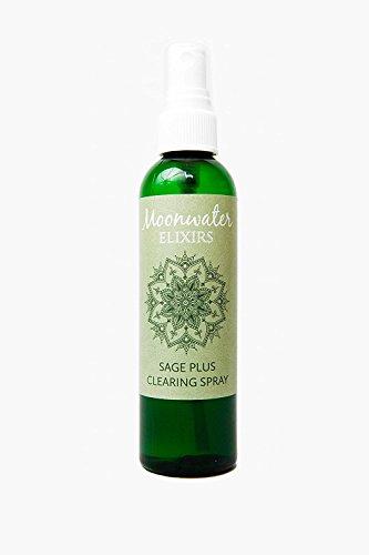 (White Sage Smudge Spray. Smokeless Sage Spray. 8 Ounce )