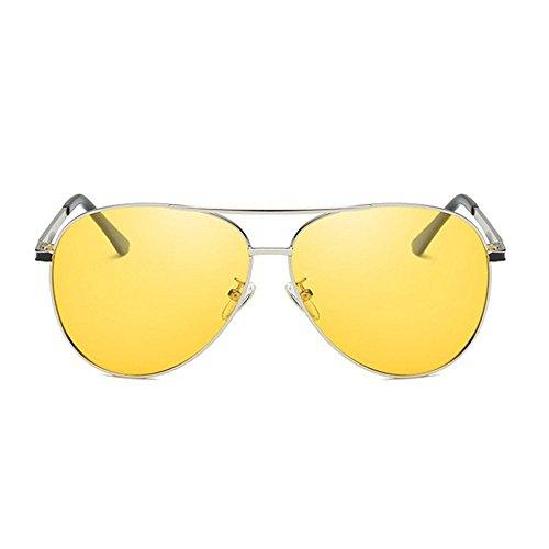 Color Fotosensible Shing polarizado de Sol G Doble Regalos UV Gafas Noche Axiba Hombres Uso de y día creativos d5FEqxdwv