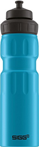 SIGG WMB Sports Touch Water Bottle, Blue, 0.75-Liter