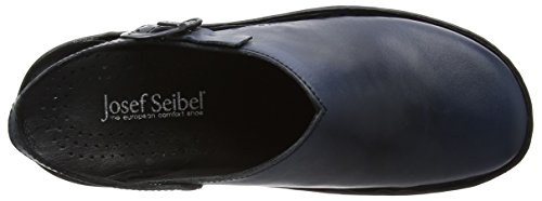 Josef Seibel Vrouwen Betsy Leer Muilezel 95920 Abisso (blauw)