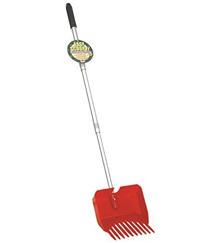 Miller Manufacturing Easy Scoop Pooper Scooper with Extendable Handle Lightweight