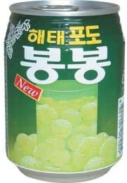 ヘテ ポドボンボン 238ml ■韓国食品・韓国食材・韓国飲物・韓国飲む酢・韓国飲料・飲物■
