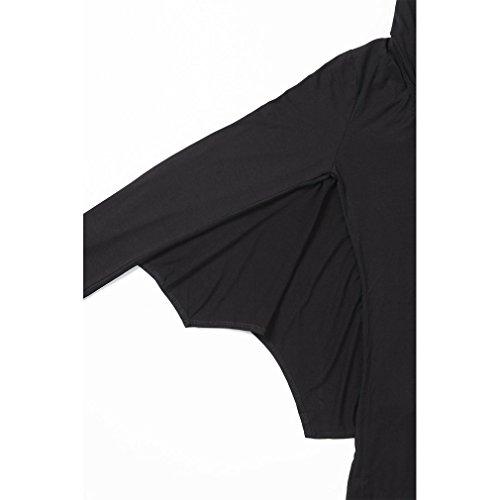 Tuer Étoile Killstar Robe Colonne Femmes Noir Noir Noir