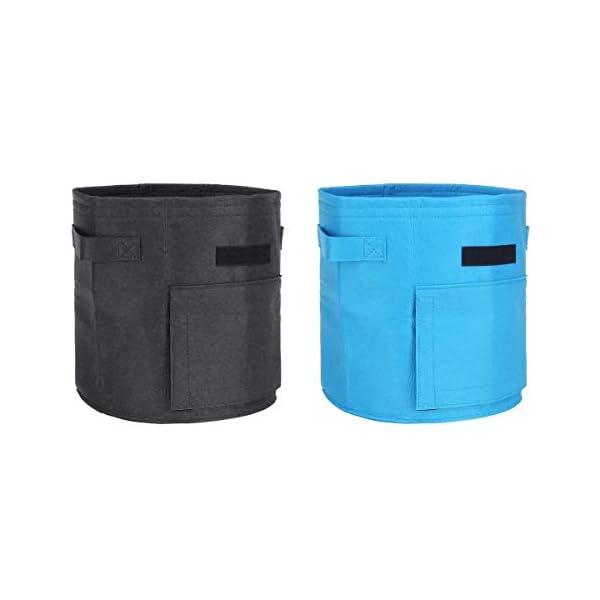 YuYzHanG Borse per Piante Piantare Grow Box W/Finestrino Laterale di Patate Coltivazione Casalinga Orto Piantare Bag… 3 spesavip