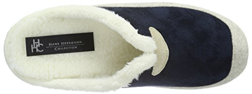 Hans Herrmann Blu Damen Collection 40 HHC Blau Pantoffeln rrpAwSx