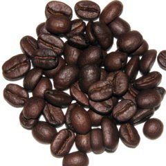 Salted Caramel Flavored Light Roast Coffee Ground or Whole Bean (8oz Whole (Caramel Turtle Whole Bean Coffee)