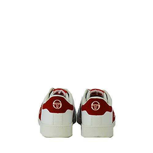 Basket Sd Stm824126 bianco rosso Ref Sergio Ltx Tacchini Pariggi Iw5Cq