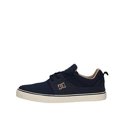 DC Shoes Herren Heathrow Vulc TX Sneaker, Blau (Navy Nvy), 43 EU