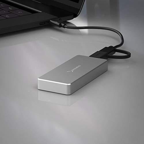 Sabrent Rocket Pro 1TB NVMe USB 3.1 External Aluminum SSD (SB-1TB-NVME) by Sabrent (Image #7)