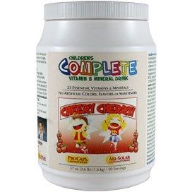 Детская Полный витаминный напиток - Cherry 90 Drink Mix