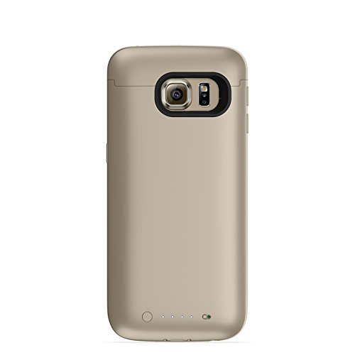 on sale 19999 4f110 mophie juice pack for Samsung Galaxy S6 Edge Only (3,300mAh) - Gold