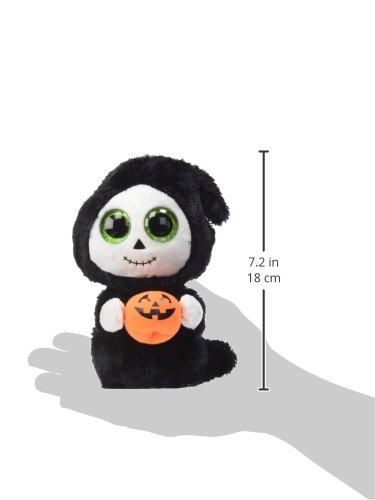 Ty - Treats, Fantasma de Peluche con Calabaza, 15 cm (41201TY): Amazon.es: Juguetes y juegos